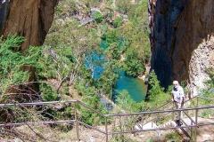 Carlotta Arch walk, Jenolan Karst Conservation Reserve